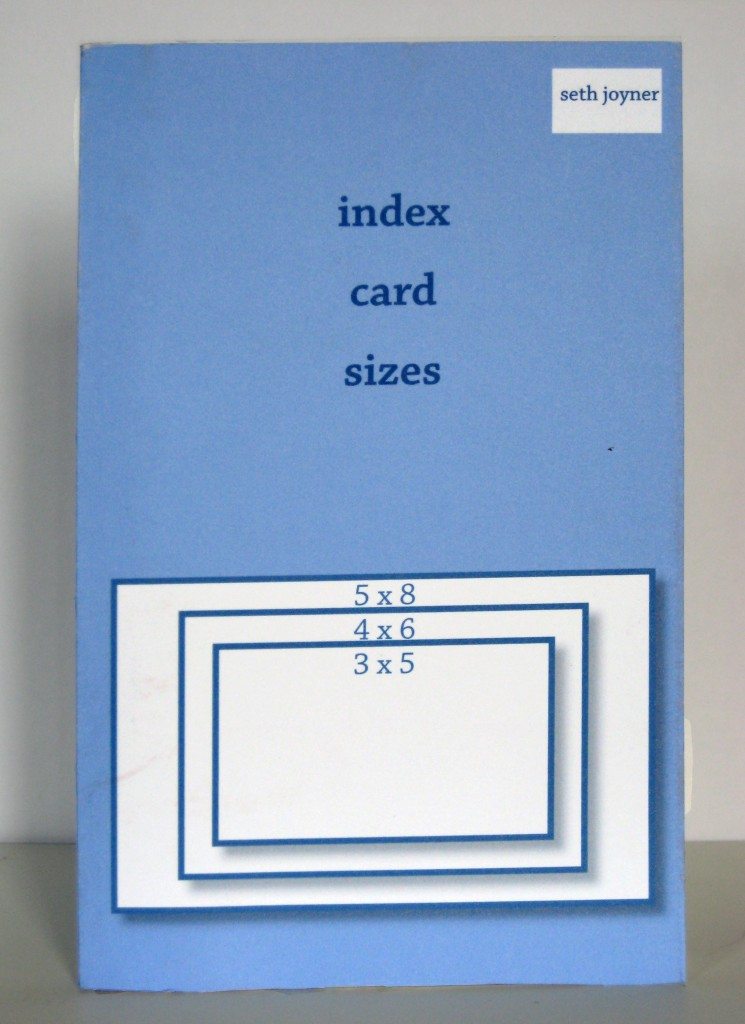indexcardsizes